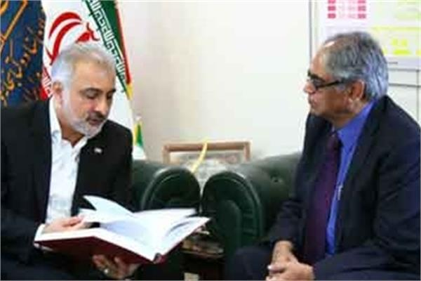 ECI President: Iran National Library Higher than US & UK Counterparts