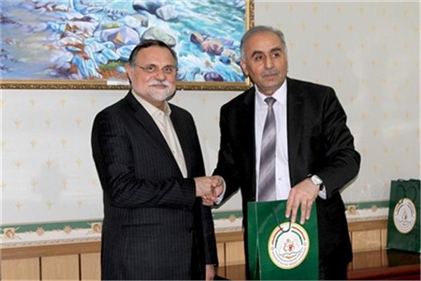 ECI President meets with Tajikistan's Minister of Culture