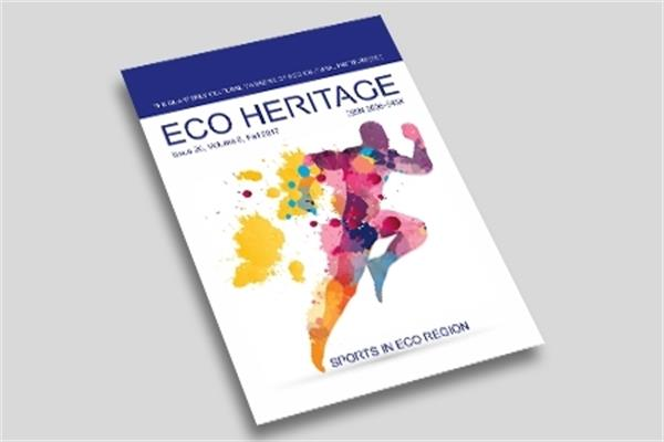Issue 20 of ECO Heritage Journal: Sports in ECO Region