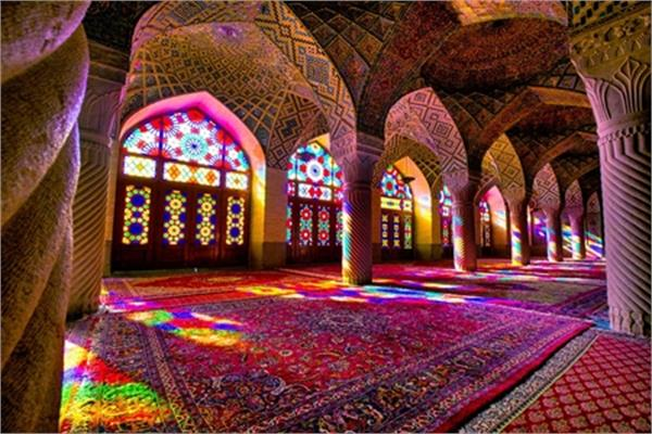 American Journal Recommends Visiting Iran's 'Pink Mosque'