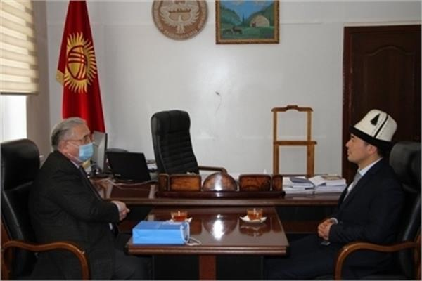 Kyrgyzstan-Kazakhstan Joint Cultural Center to Open in Bishkek