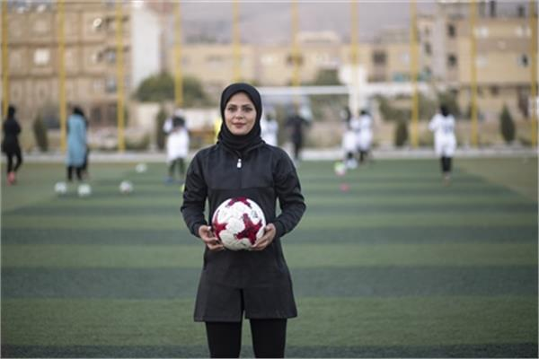 Asia Nansen Refugee Award for Afghan Sports Coach