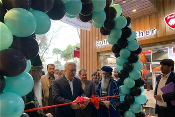 The 1st Hypermarket of Iranian Handicrafts Opens in Esfahan