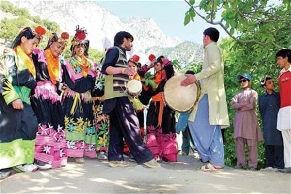 Kalash Spring Festival in Pakistan